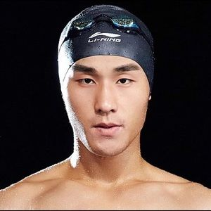 Other - High quality silicon professional swimming hat